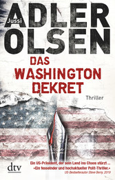 Das Washington-Dekret - Thriller